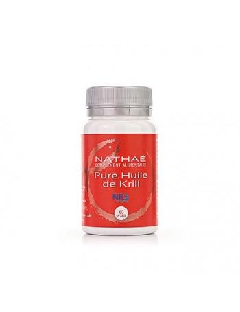 Huile de krill 60 capsules